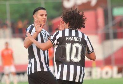Libertad derrotó por 5-1 a General Díaz por la fecha 8 del torneo Apertura