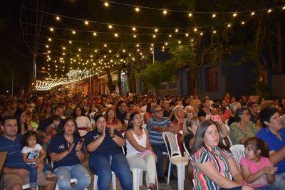 Fiesta en Piribebuy por sus 384 años de fundación