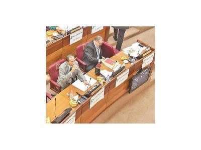 Senador liberal insiste en desalojo a ocupantes irregulares en Antebi Cué