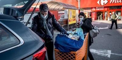 Gobierno de Italia pone en cuarentena a más de 16 millones de personas para intentar contener la epidemia de covid-19