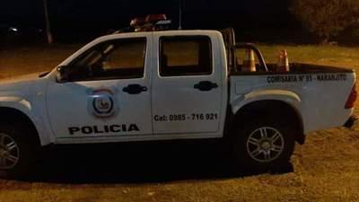 Desconocido hiere de un escopetazo a un indígena en Itapúa