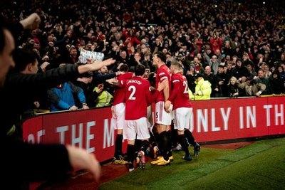 El United se queda con el clásico de Manchester