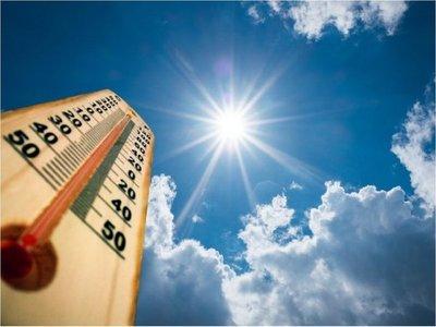 Anuncian ola de calor para Centro y Sur de la Región Oriental