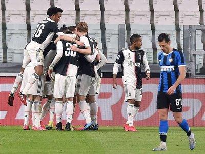 Un golazo de Dybala hunde al Inter y certifica el liderato del Juventus