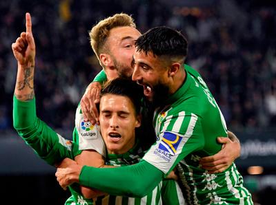 Betis vence al Madrid y hay cambios en la punta