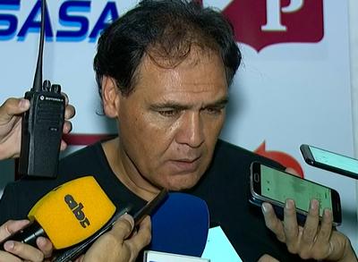 "Celso Ayala: ""Tengo que felicitar a mis jugadores"""