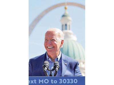 Joe Biden suma apoyos y recupera condición de  favorito