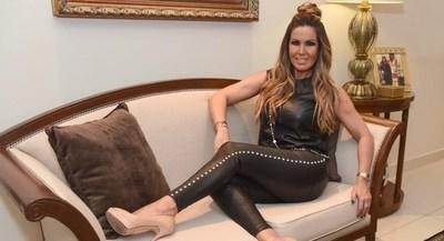 Lorena Arias sigue polemizando con respecto a piropos