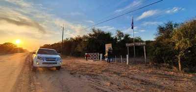 Se realizó intervención en sitios históricos de la Guerra del Chaco