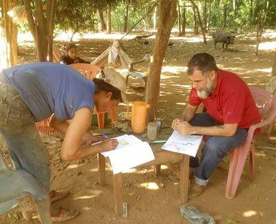 Impulsan plan de titulación masiva de tierras rurales