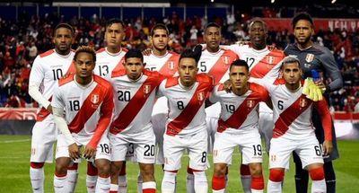 Perú pierde un hombre clave para su estreno ante la Albirroja