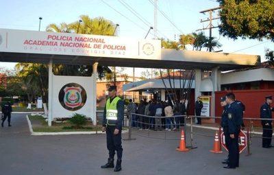Cadete denuncia tortura en la Academia de Policía •