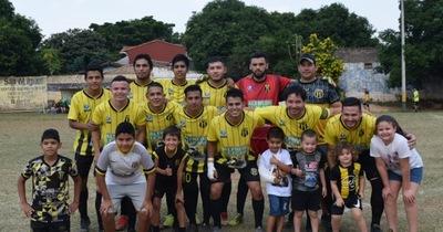 Barrio ganó el partido de ida de la Super Copa