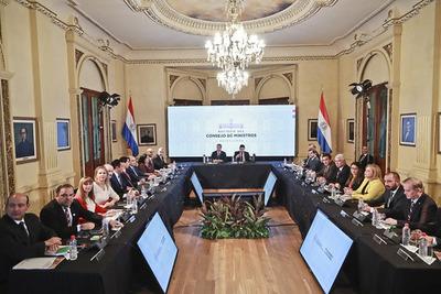Consejo de ministros: se trataron temas relativos a la salud, economía y niñez