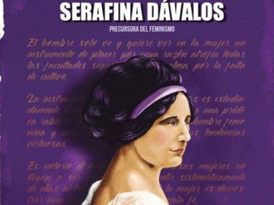 Una obra para conocer mejor a Serafina Dávalos