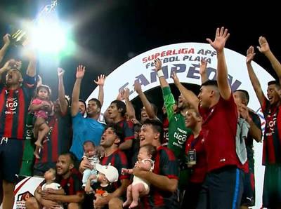 Cerro Porteño logra un nuevo título en playa
