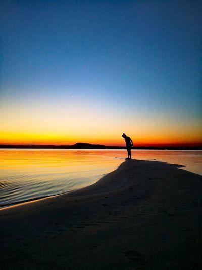 Un atardecer de San Bernardino gana el concurso de fotografía de Itaú