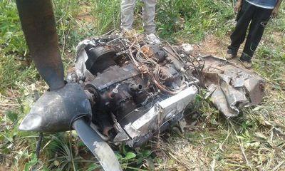 PJC: restos de tripulantes de avioneta siniestrada habrían sido rescatados