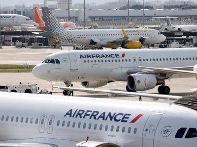 Air France suprimirá sus vuelos a Italia desde el 14 de marzo