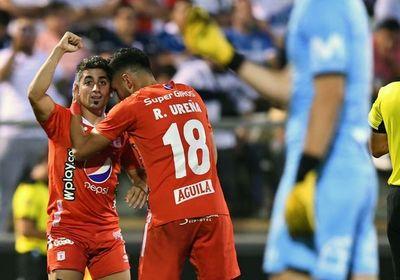 América de Cali toma aire tras vencer en Chile