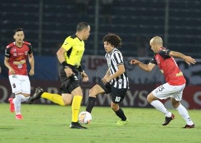 Iván Franco y su primera vez en Copa