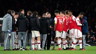 HOY / Temen que los jugadores del Arsenal estén contagiados de coronavirus