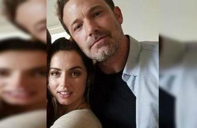 Salen a la luz nuevas fotos de Ana de Armas y Ben Affleck juntos en Cuba