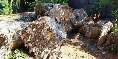 Vecinos demoran a camionero por delito ambiental •
