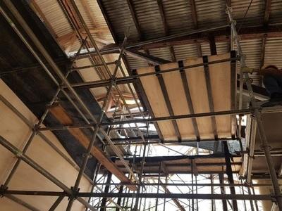 Avanza restauración de Estación Central del Ferrocarril