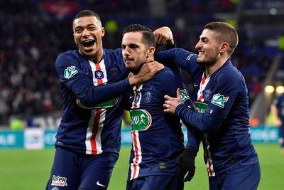 Aplazada la final de la Copa de la Liga francesa