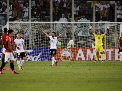 Argentino Mouche da victoria a Colo Colo