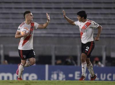 River Plate vapuleó a Binacional