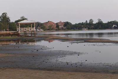 Trabajos para recomponer nivel del lago Ypacaraí ya comenzaron