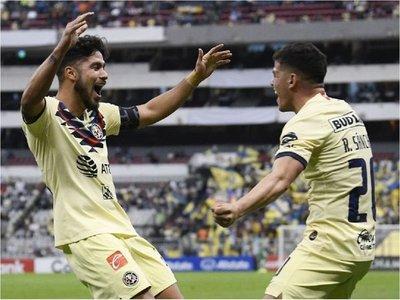 Conexión paraguaya en goleada del América al Atlanta United
