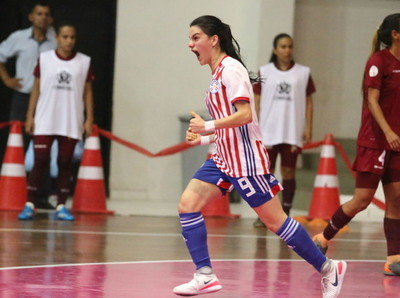 Paraguaya es nominada a mejor jugadora del mundo
