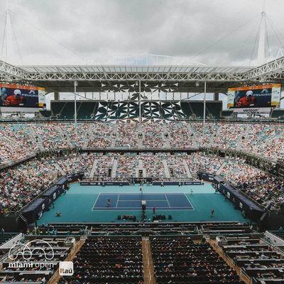 Alcalde canceló el Miami Open de Tenis