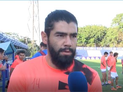 """""""El cambio vino bien"""", dice Rodrigo Burgos"""