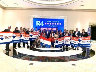 Reconocen logros del sector inmobiliario local en convención de Las Vegas