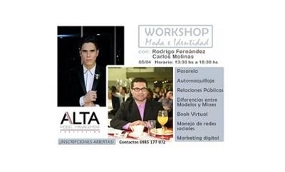 Workshop de moda y belleza en Concepción