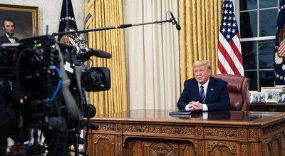 La letra pequeña de las medidas económicas de Trump contra el coronavirus