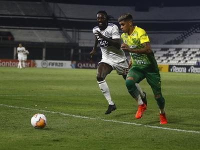 La Conmebol Libertadores también se detiene