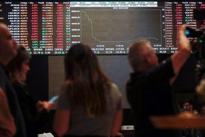 Fuerte caída del real brasileño frente al dólar
