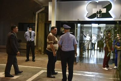 Comandante de la Policía está internado en el San Roque