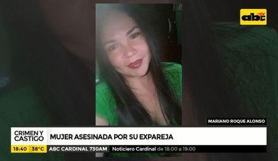 Mujer asesinada por su ex pareja