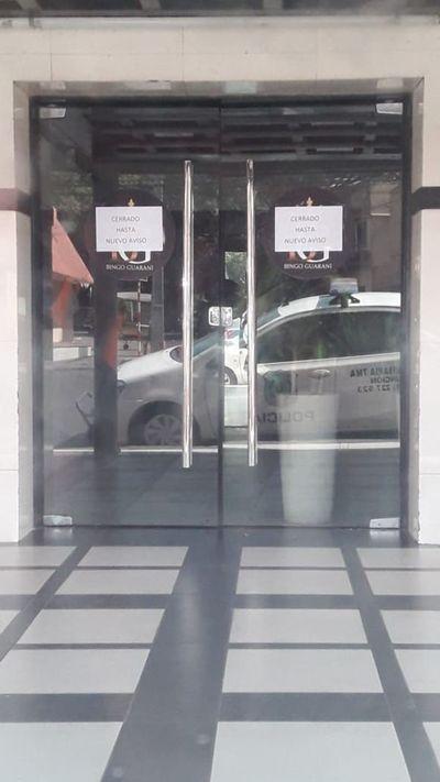 Covid-19: suspenden local de 'bingo' por violar medida sanitaria de cuarentena