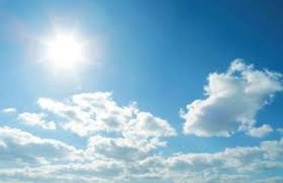 Escasa posibilidad de lluvias y calor extremo