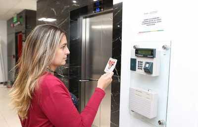 Medidas de seguridad en la margen derecha de Itaipú