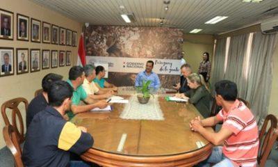 » Los productores hortícolas de Caaguazú pidieron apoyo al MAG