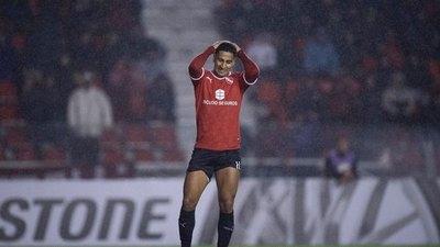 Cecilio, con gripe y aislado del plantel de Independiente