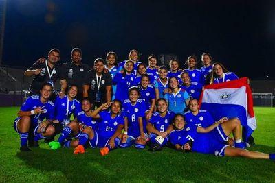 Paraguay triunfa en su último juego del Sudamericano